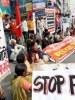 48- Hour General Strike – Down with FDI in Retail <br> Strike against Neo-liberalism & Capitalism