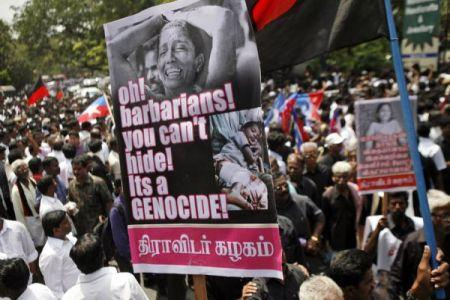 Tamil Students Protests