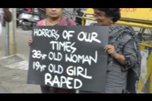 Video: Rage Now Against Rape!