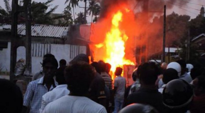 Sri Lanka: Solidarity Needed against Nationalist Attacks