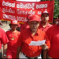 Sri Lanka: Racist Buddhist mob ambushes United Socialist Party march