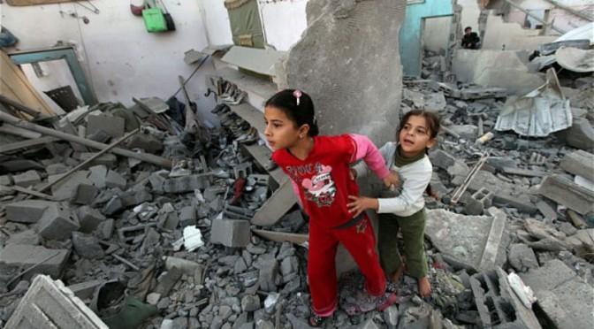 Israel State Terror
