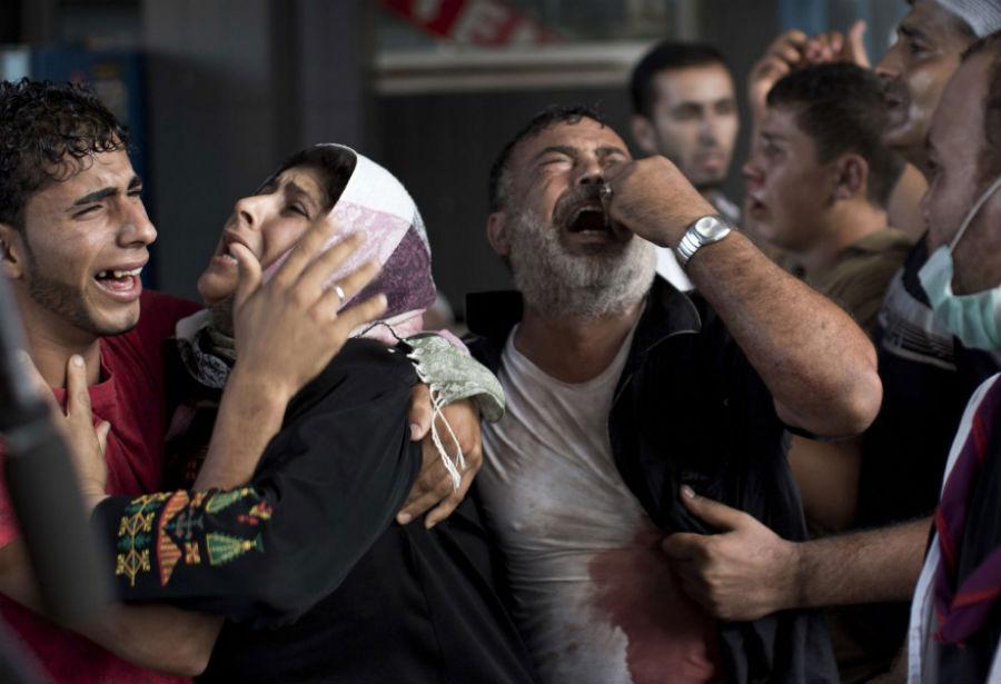Israeli State Terror