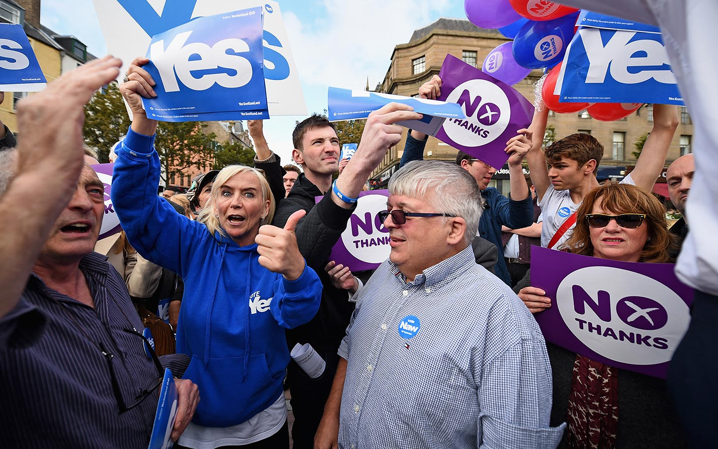 Scotland Referendum