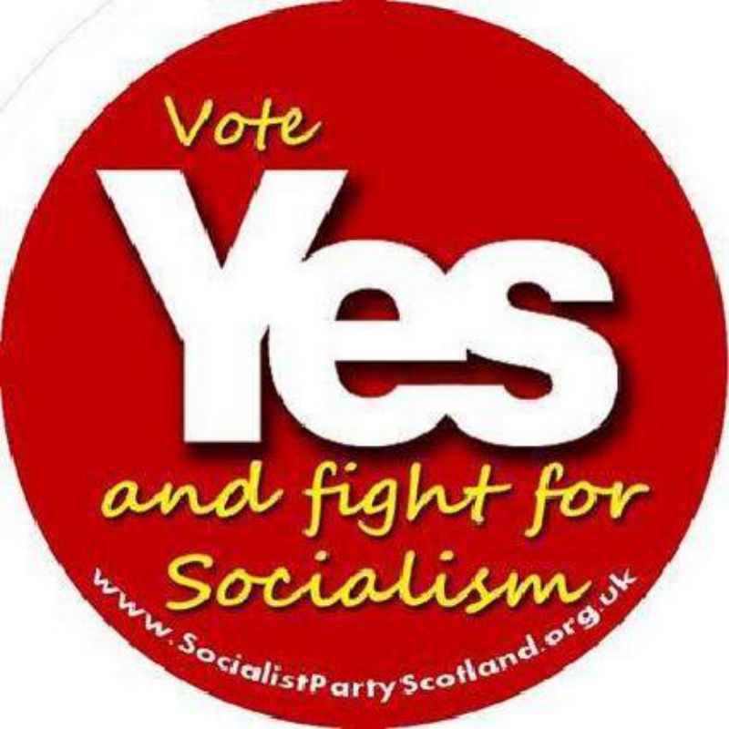 yes vote scotland