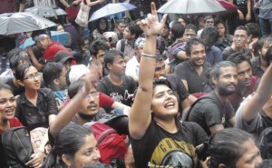 Jadavpur University Protest