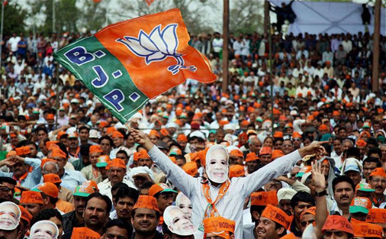 Narendra Modi Victory 2014