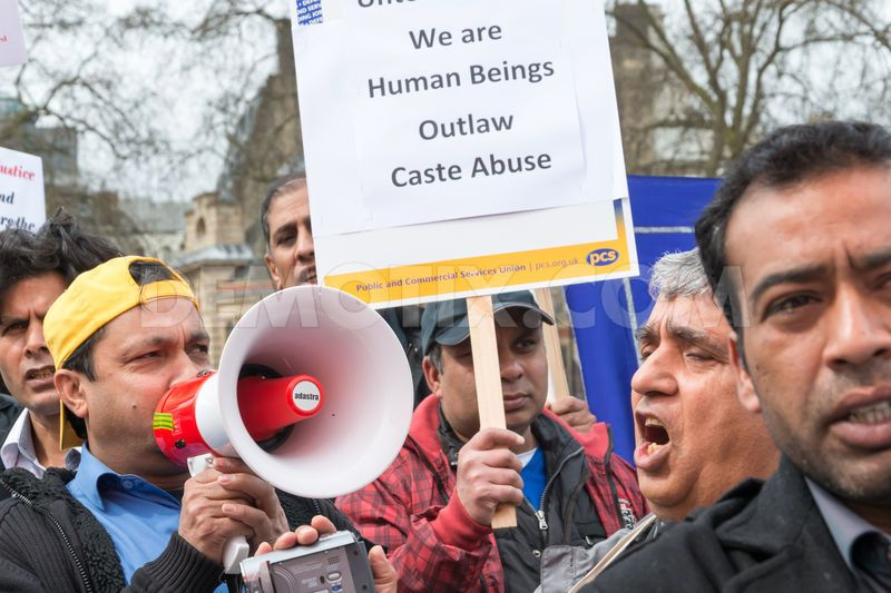 Caste Discrimination Britain