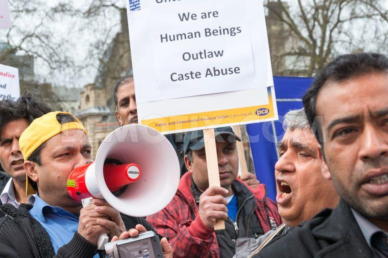Caste Discrimination Britain
