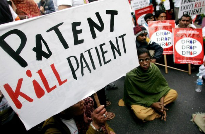 Patent Laws Kills Patients