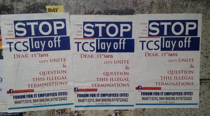 TCS Layoff