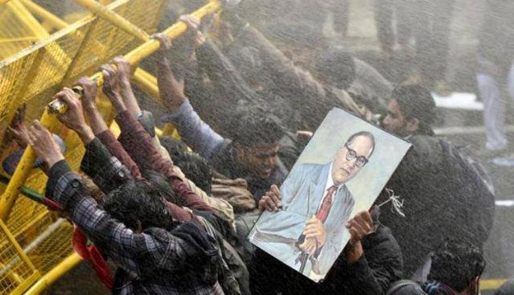 Rohit Vemula Protest