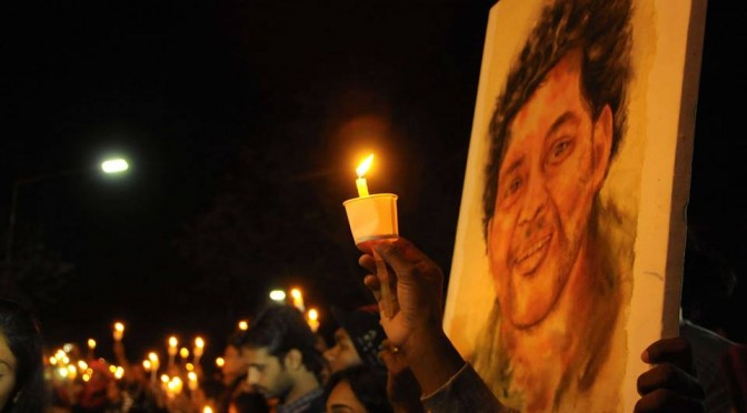 Justice for Rohit Vemula <br> Solidarity Message from the Committee for a Workers' International