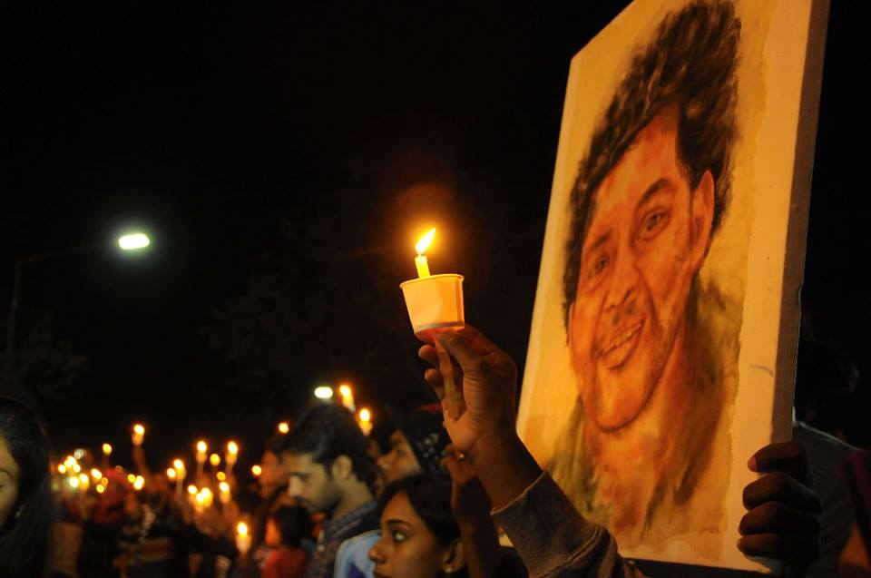 Rohith Vemula Justice