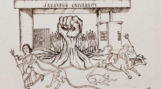 Witch hunt spree in Indian Universities