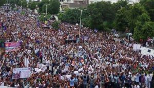 Una Protests Gujarat