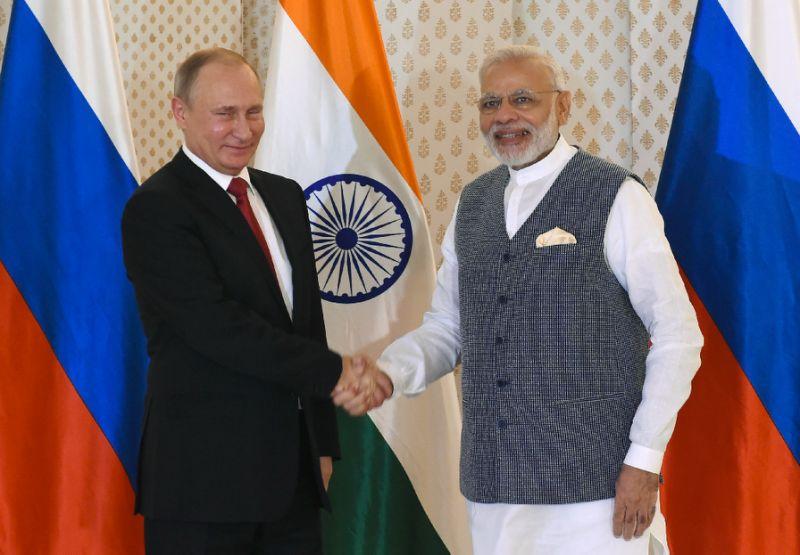 Modi-Putin