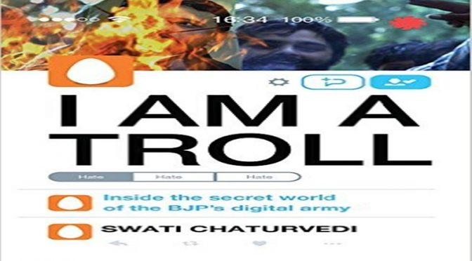 Book Review: I am a Troll